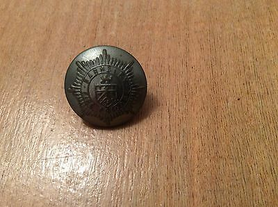 Barnsley  Fire Brigade uniform button