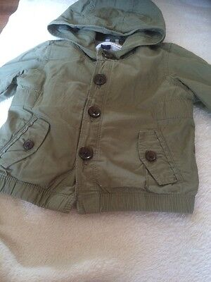 BABY GAP Jacket With Cardigan Age 6-12months