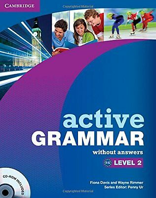 Active Grammar Level 2 without Answers and CD-ROM (Active Grammar Without Answe