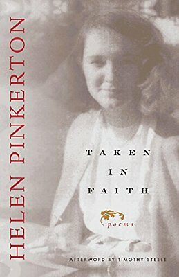 Taken In Faith,PB,Helen Pinkerton - NEW
