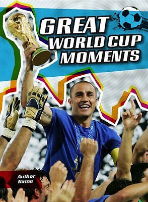 Great World Cup Moments,HB,Michael Hurley - NEW