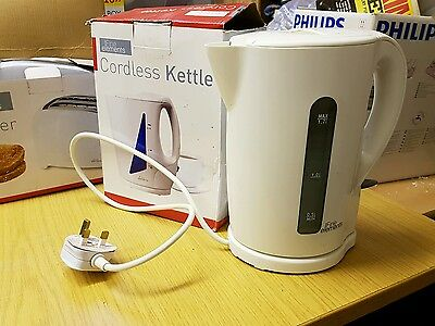 Fire elements cordless kettle, brand new in box, unused, house clearance