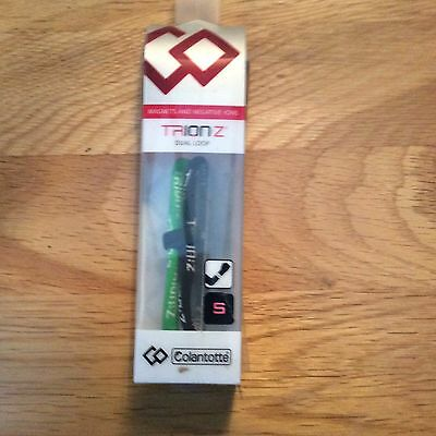 "Trion Z Wrist Band Small Size 6.3"" Black/green New In Box"