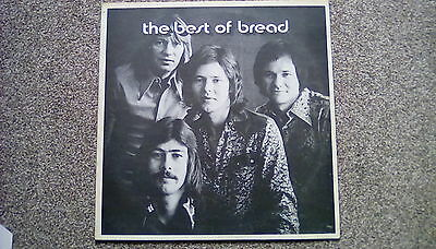 THE BEST OF BREAD ALBUM.A1/B1.70s.