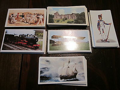 6 Complete Sets Of Doncella (Players) Cigar Cards. 152 Cards In Total.