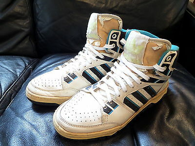 80s-90s Adidas CENTURY - Made in Korea - sneakers vintage Trainers trefoil