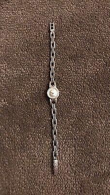 Women's SEIKO Vintage Watch Silver