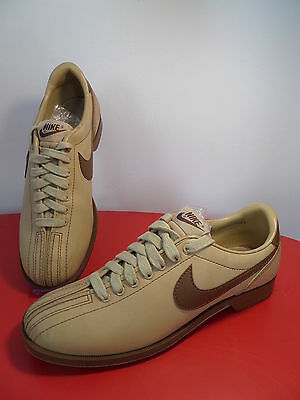 80s NIKE BOWLING - Made in Taiwan - sneakers vintage NO retro Trainers