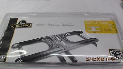 GrillPro 23515 19-1/2-Inch Universal Fit Grill H Burner Bar Bbq Gas Stainless