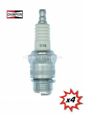 10x Champion D21 Industrial Spark Plug Set of 10 Plugs Fast Despatch