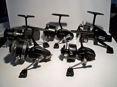 Mulinelli Mitchell 3360,300,1060Rd,300A,308 France Reel Old Vintage Antico