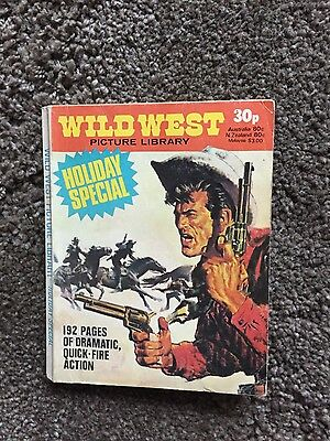 Wild West Picture Library Holiday Special 1978