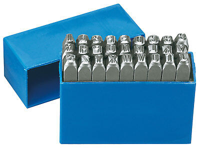 Gedore 8605220 Letter punch set 27 pieces