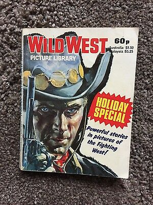 Wild West Picture Library Holiday Special 1983