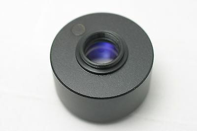 C-mount camera adaptor lens for Olympus microscopes (0.5 x)