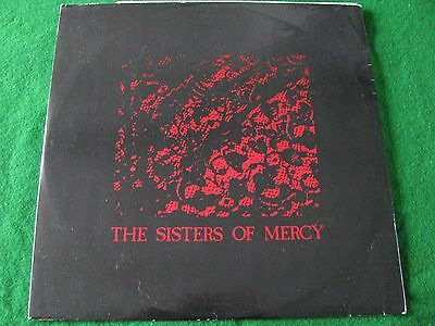 THE SISTERS OF MERCY.. No Time To Cry