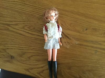 Vintage Doll Tressy Made By Palitoy