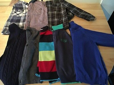 Boys Jumper And Shirt Bundle Age 2-3