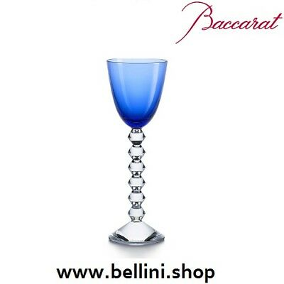 Baccarat VÉGA RHINE WINE GLASS BLUE 2100908