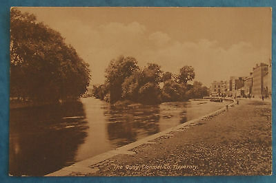 LAWRENCE Postcard c.1910 THE QUAY CLONMEL Co.TIPPERARY IRELAND