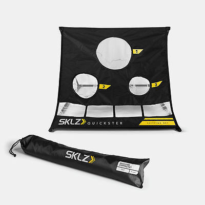 SKLZ Quickster Chipping Net Multi-Target Golf Trainer - Practice Short Game NEW