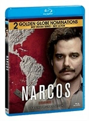 Narcos - Stagione 1 - Special Edition (3 Blu-Ray Disc)