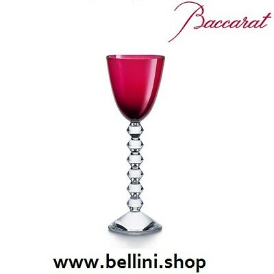 Baccarat VÉGA RHINE WINE GLASS RED 2100907