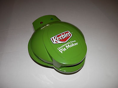 Green Keebler Uncommonly Good Mini Personal Pie Maker