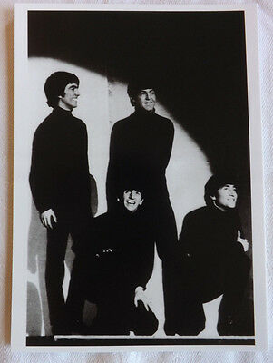 Job Lot x 82 B&W Photographic Postcards The Beatles 1963 By Larry Shaw No.56773