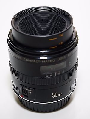 Canon - Macro-objectif - 50 mm - f/2.5 - Canon EF - pour EOS
