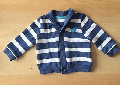M&S Boys Cardigan 0-3 Months RRP £10