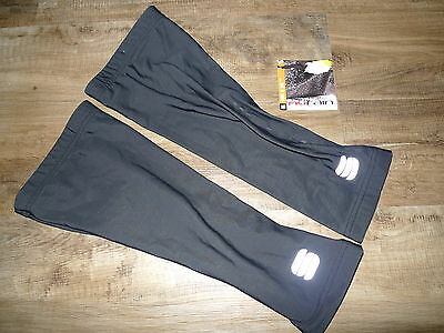 Sportful NO RAIN knee warmers, size S, new without tags