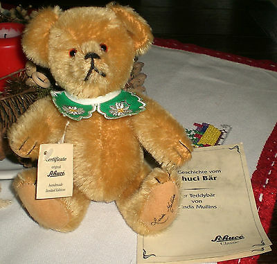Schuco Teddy Bear Classic Limited Edition Old