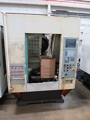 Brother Tc-R2A Cnc Drill/tap Vertical Machining Center With Pallet Changer
