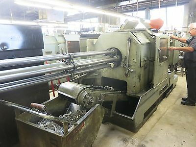 "1 1/4"" New Britain Model 52 Automatic Screw Machine"