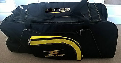 Belief Wheelie Bag Quality Bag  Fully padded Truck Wheels