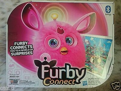 Furby Connect, PINK, Brand new and Sealed