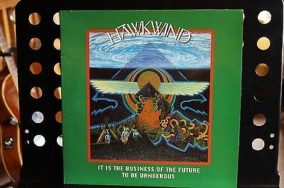 Hawkwind ‎– It Is The Business Of The Future To Be Dangerous 2 x Vinyl, LP