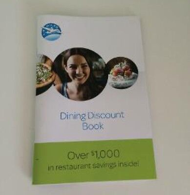 Vancouver Bc / Lower Mainland 2017 Dining Discount Coupon Booklet