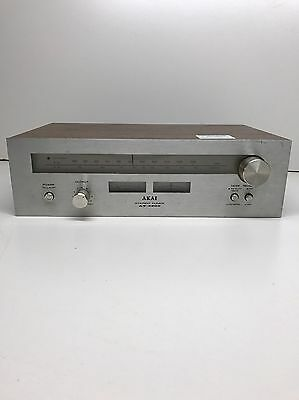 Vintage Akai AT-2200 AM/FM Stereo Receiver Tuner