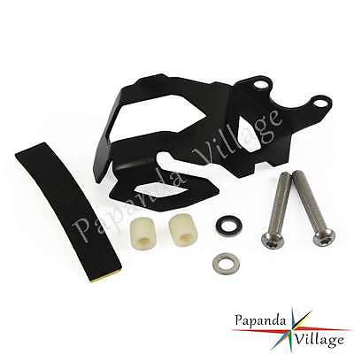 Aluminum Front Brake Reservoir Guard Cover Protector For BMW F800GS F700GS Black