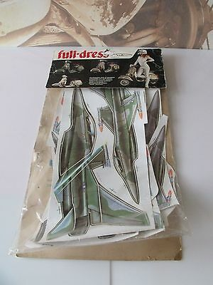 Rare Vintage 1984 Italian Polini Dress Kit For Vespa / Lambretta / Scooter Px Pk