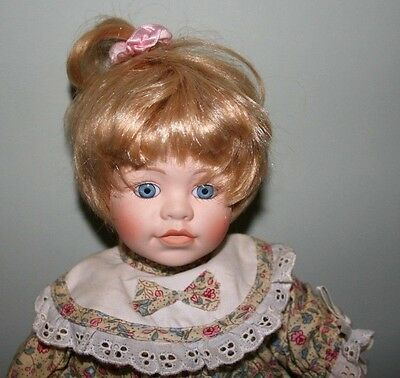 Bisque Porcelain 'Promenade Collection' Her name is Alice