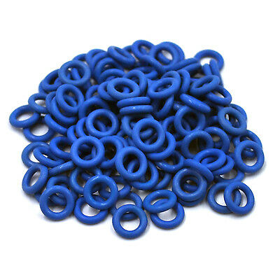 Cherry MX Keycap Rubber O-Ring Switch Dampeners 40A-R Blue (125pcs)
