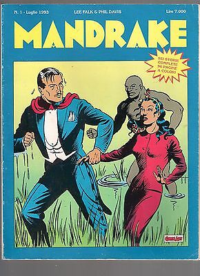Mandrake    6 Storie Complete A Colori Comic Art 96 Pag.n.1