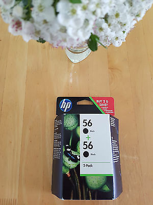 HP 56 Ink (Twin Pack)