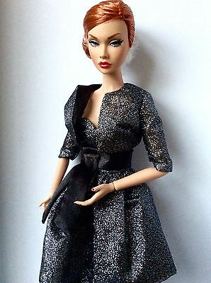 """Mood Changers Red Head Poppy Parker Fashion Royalty Doll Nude 12"""""""