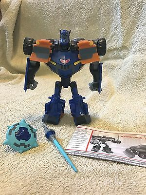 Transformers Animated Sentinel Prime