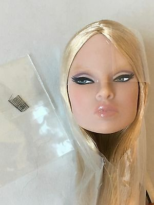 Supermodel Convention Fashion Royalty Workshop Eugenia Doll Head Only Rare
