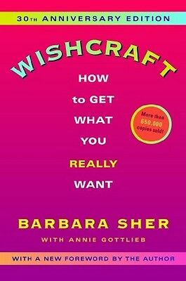 Barbara Sher , Wishcraft: How to Get What You Really Want ,  9780345465184